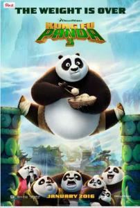 Kung Fu Panda 3 (2016) Movie Information